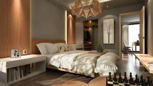 חדר בעיצוב מיוחד