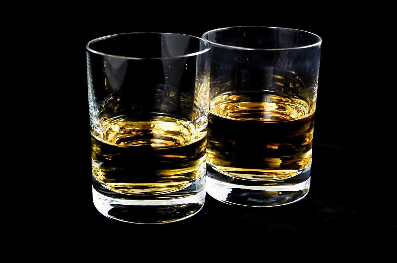 כוסות של שתייה