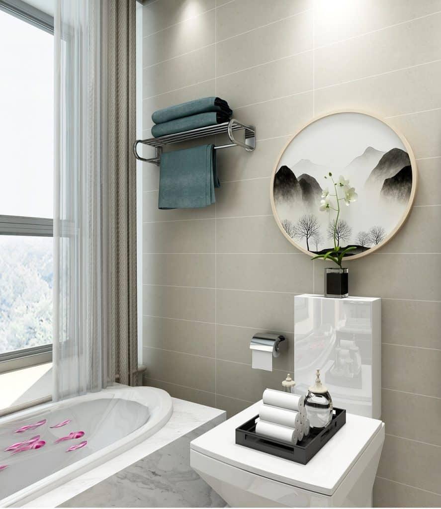 חדר מקלחת ושרותים