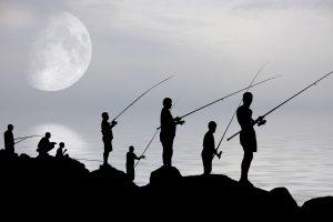 אנשים דגים